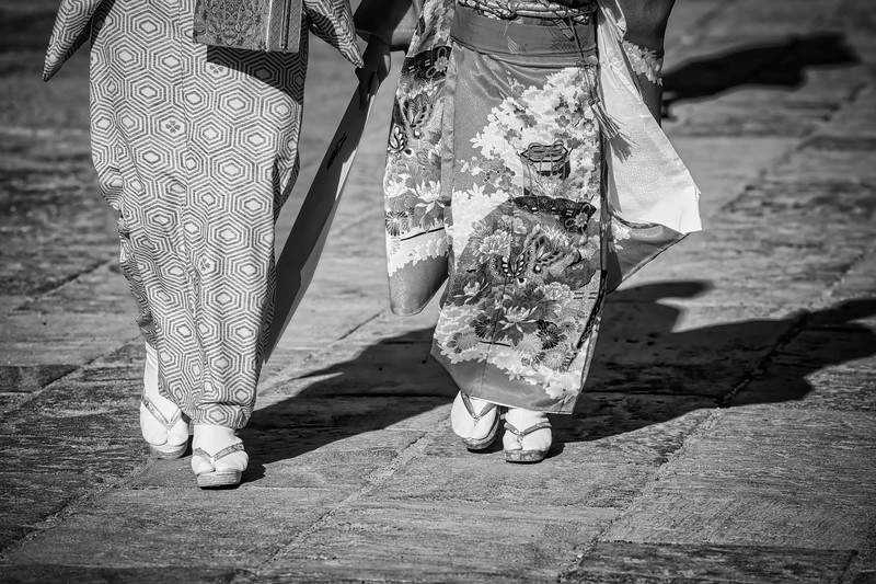 Two in Kamakura