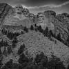 Evening at Rushmore