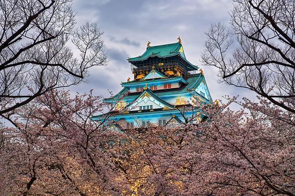 Osaka Castle – Osaka, Japan