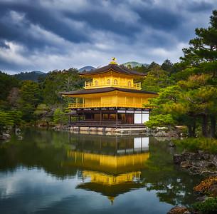 Kinkaju-ji – Kyoto, Japan
