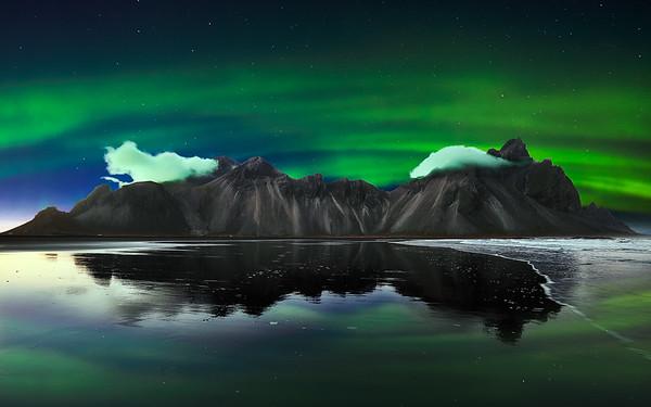 Vestrahorn, Iceland