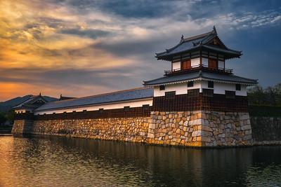 Hiroshima Castle – Hiroshima, Japan