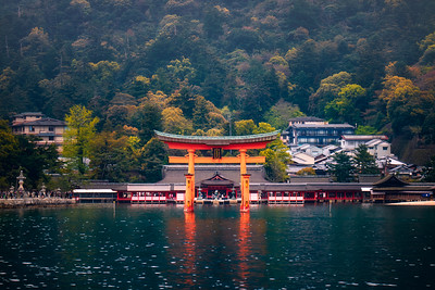 Itsukushima Shrine – Miyajima Island, Japan
