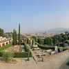 Cemetery at the Abbey of San Miniato al Monte