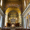 Apse, Crossing, Nave, and partial Side Aisle