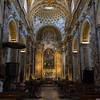 Nave and Apse, Basilica di Saint Agostino. 1479-1483.