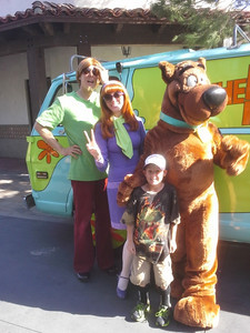 2013-09-25 29 WWB 29 Palms Universal Studios Trip