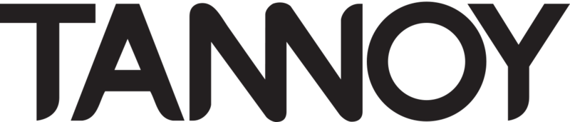 Tannoy Logo Print Black (pdf)