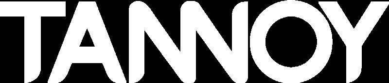 Tannoy Logo Print White (pdf)