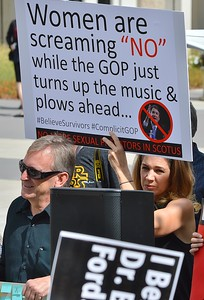 Support Blasey Ford Rally (24)