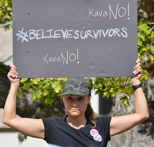 Support Blasey Ford Rally (25)