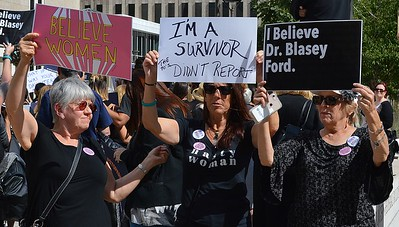 Support Blasey Ford Rally (19)