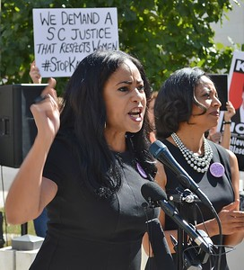 Support Blasey Ford Rally (11)