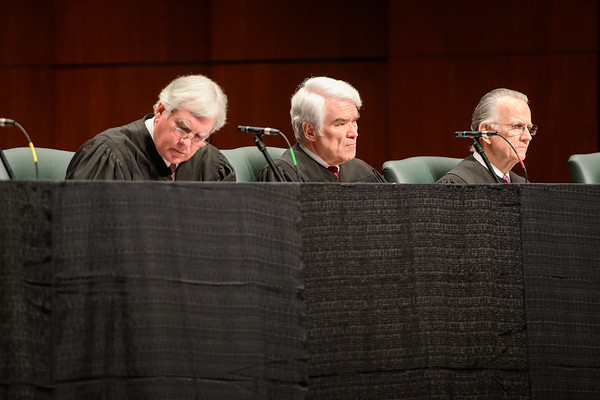 Supreme Court Day - Oral Arguments