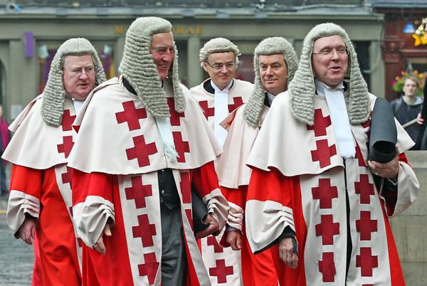 JOLLY JUDGES.