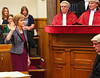NICOLA STURGEON FIRST MINISTER SWORN IN. 20/11/2014