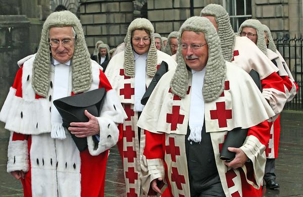 Nicola Sturgeon First Sworn in & Supreme Courts
