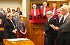 NICOLA STURGEON FIRST MINISTER SWORN IN. 20/11/2014