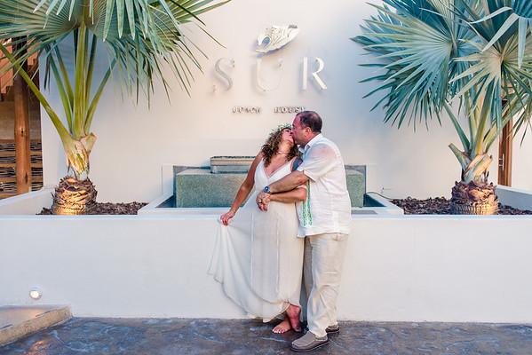 Sur Los Cabos wedding