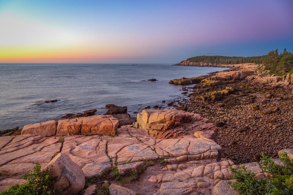 Sunrise, Acadia National Park