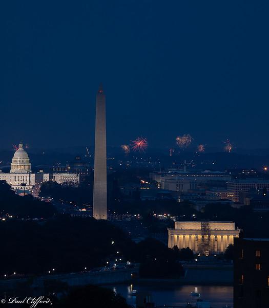 Capital Fireworks