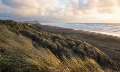 Dune Eve Pano