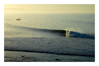 Scorpion Bay Morning