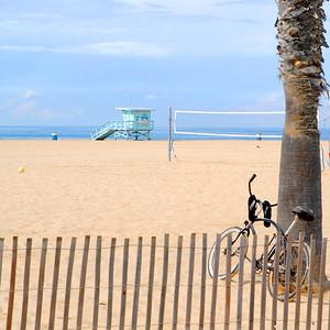 Santa Monica Bike