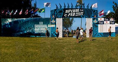 Rip Curl Pipeline Pro, Triple Crown, 2006  Ehukai BeachPipeline Surf Contest   North Shore, O'ahu, Hawai'i  061210.121244