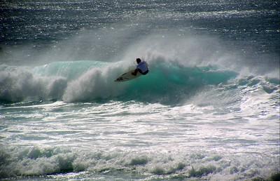 Sunset Beach20th Annual Xcel Pro Surf Contest, November 5, 2003 North Shore of O'ahu, Hawai'i