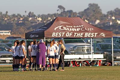 Surf Cup 11/17 Game 2 vs Sacramento