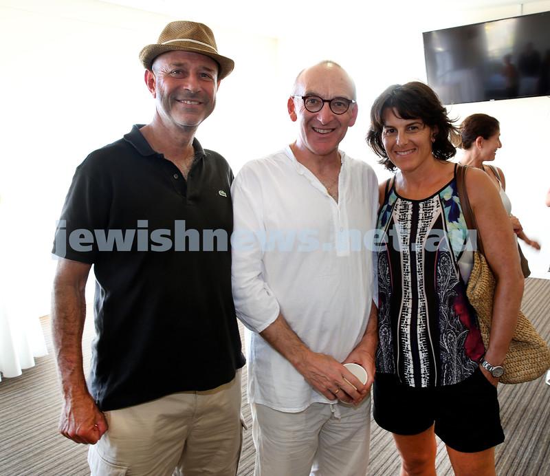 Launch of Australian Friends Of Surf Life Saving Israel at Bondi Surf Bathers Life Saving Club. Pic Noel Kessel.
