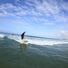 January 09, 2011 : Another day in the brisk waters of La Jolla Shores. Got there a bit late but I made it before 10am! Great vibe out in the water. Everyone having fun. Enjoy.