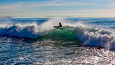 El Porto Surfer