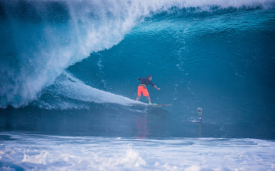 Zak Noyle Getting the Shot
