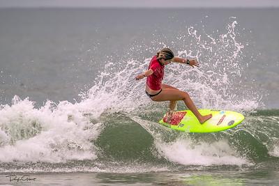 Kayla Durden - Women's Pro Short Board