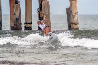 Zoe Benedetto - Women's Pro Short Board