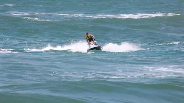 Surf Ski Rider Gold Coast Australia