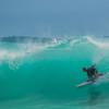 Seascape/Surfers