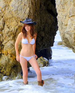 swimsuit model beautfiful woman malibu 548.34.3