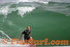 Brandon Clark at the Wedge, Newport Beach, CA (bodyboarding)