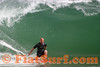 Brandon Clark tearing it up (as usual!) at the Wedge, Newport Beach, CA (bodyboarding)
