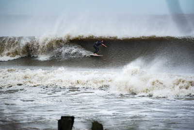 Hurricane Matthew Surf