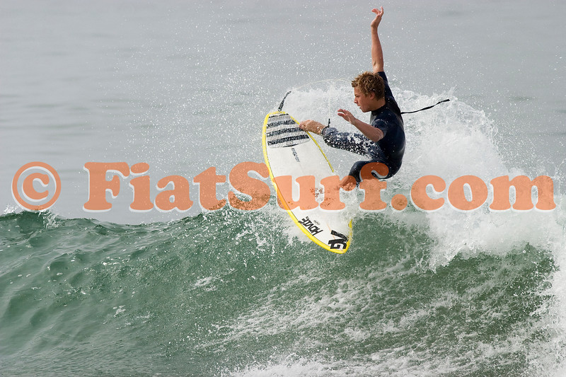 Nick F. off the 52nd street jetty...