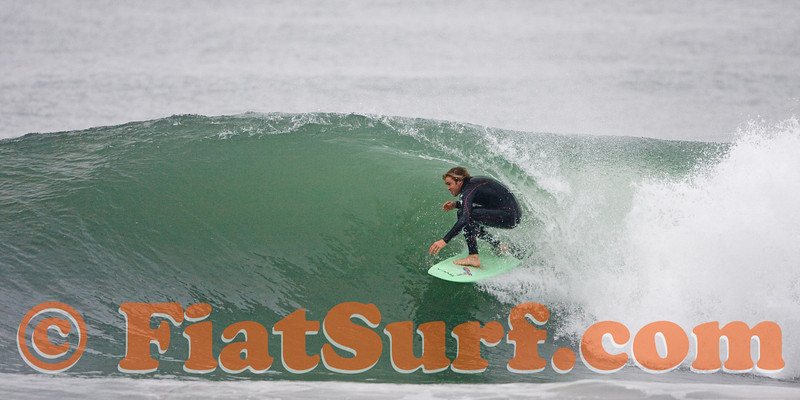 Pat Towersey-- dude rips.  Definitely a staple at 54th Street but usually flying about five feet above the surf line.