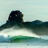 California Fall Swell