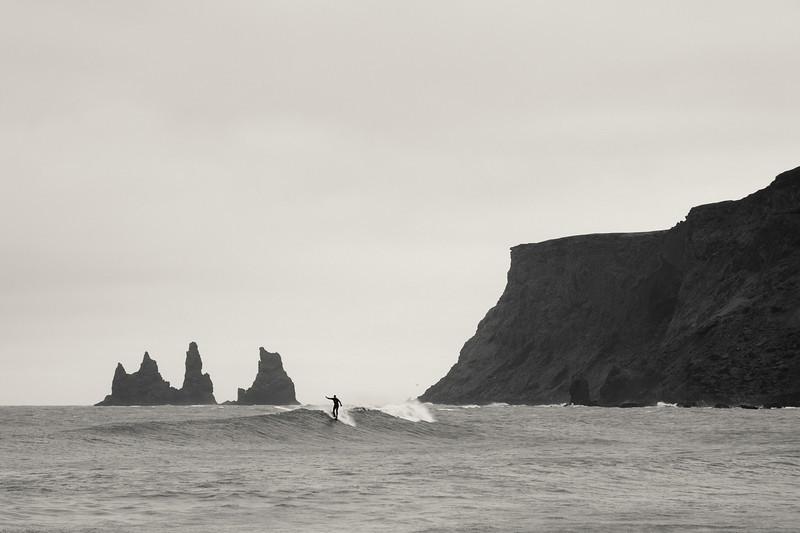 Icelandic Nose ride