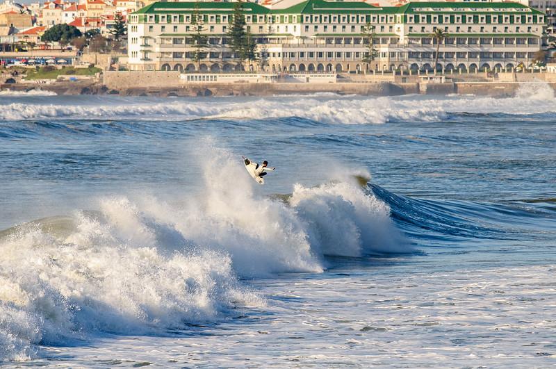 Unknow Surfer