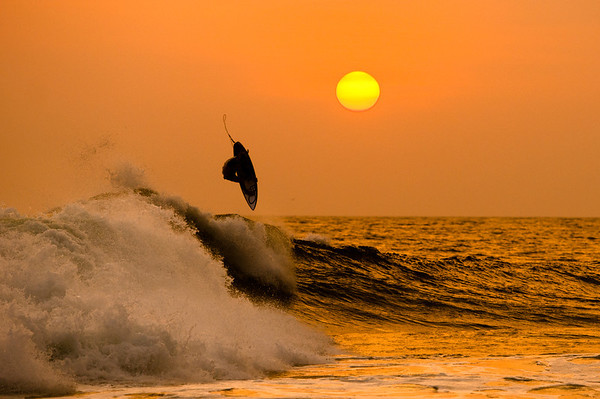 Fly Into the Sunset