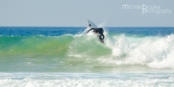 Rider: Daniel at Wall, Conil.